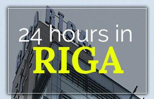 24 Hours in Riga, Latvia