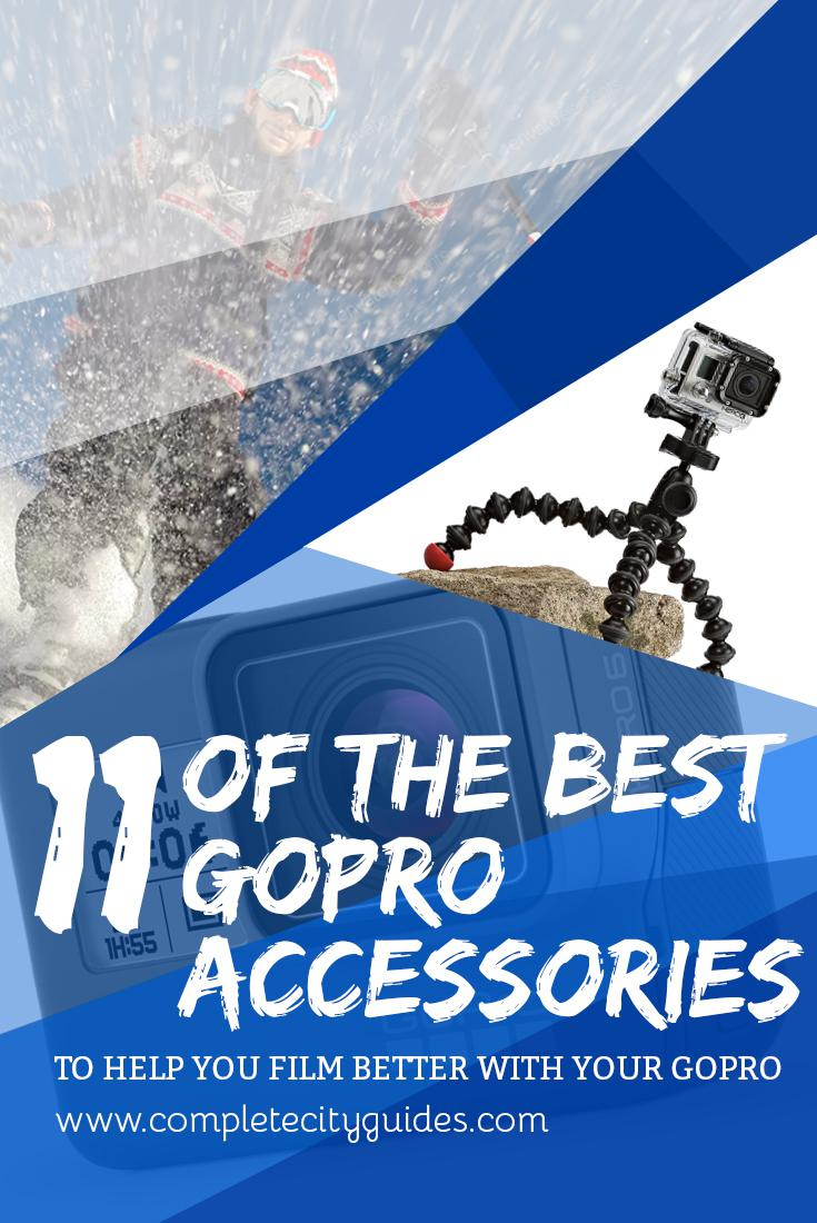 The Top Go Pro Accessories That You Need When Travelling!