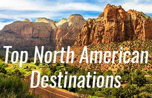 Top North American Destinations