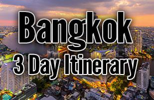 What To Do In Bangkok - A 3 Day Itinerary