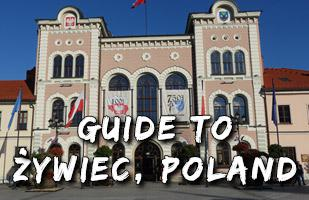 Żywiec: City Guide for Tourists visiting Żywiec and the nearby area