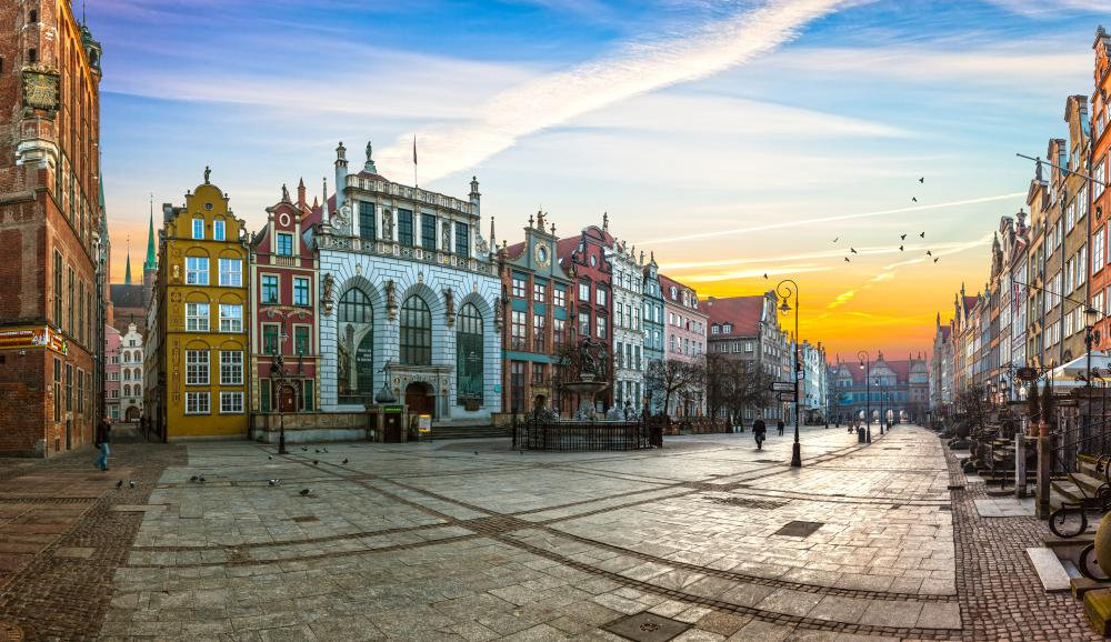 Gdansk Main Square