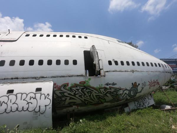 Bangkok Airplane Graveyard - Everything You Need To Know