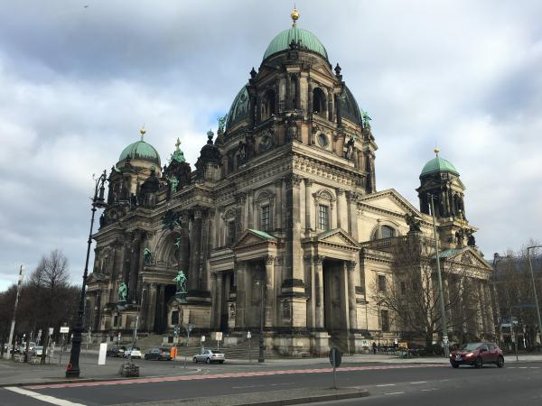 Berlin Cathedral (German: Berliner Dom)