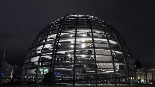 German Bundestag Dome