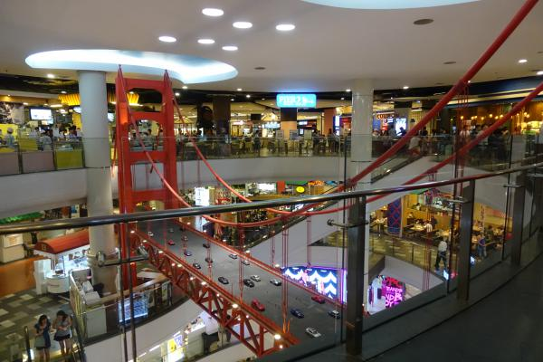 MBK Center Shopping Mall
