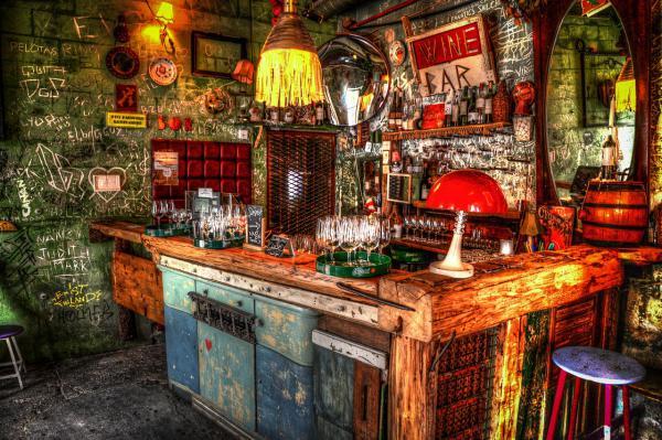 Budapest Ruin Bar