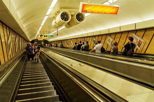 Budapest Underground