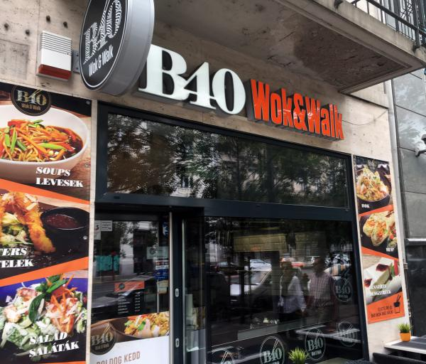 Wok and Walk Asian Food - Recommended!