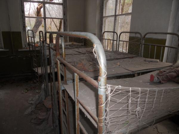 Abandoned beds