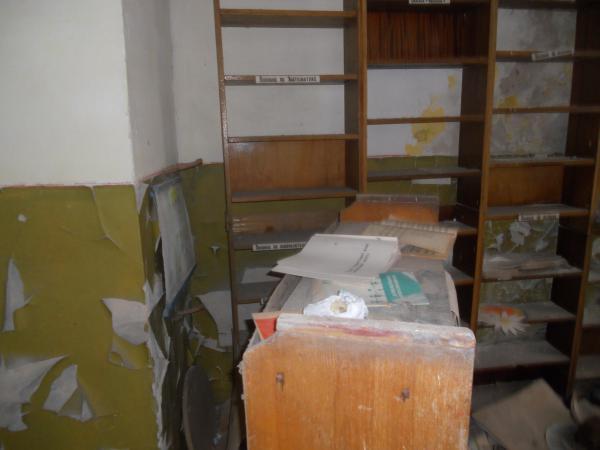 Abandoned nursery