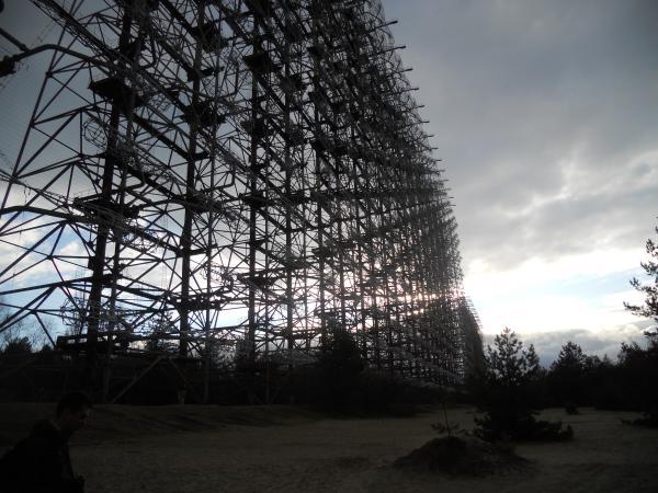 Abandoned Soviet Radar Station
