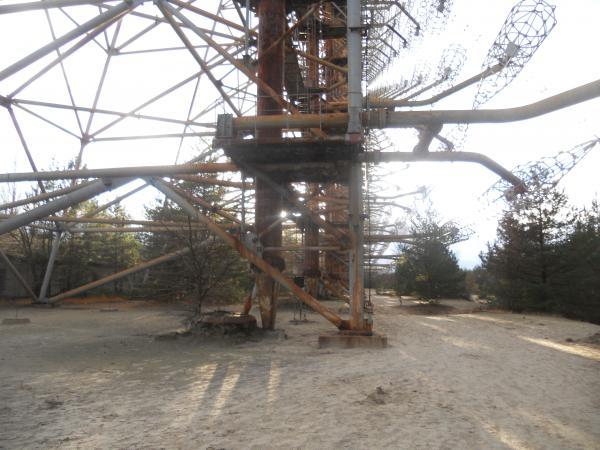 The Soviet Radar Station