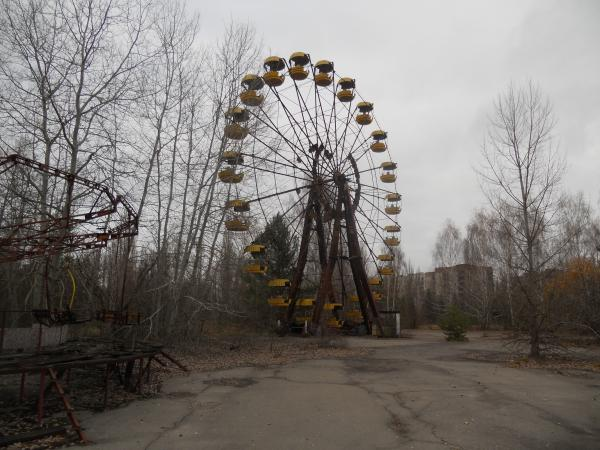 Chernobyl Theme Park Photo