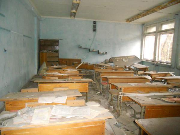 Another classroom (same school)