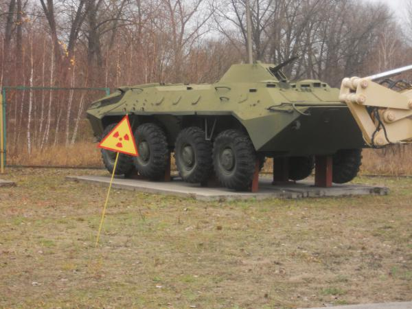 Radio Active Support Vehicles