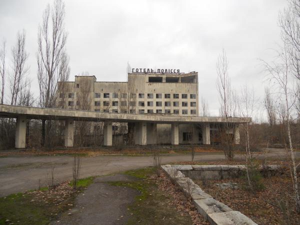 Soviet buildings