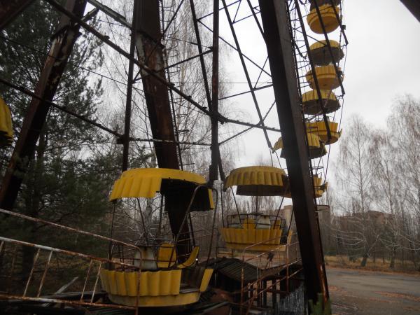 Theme park - ferris wheel