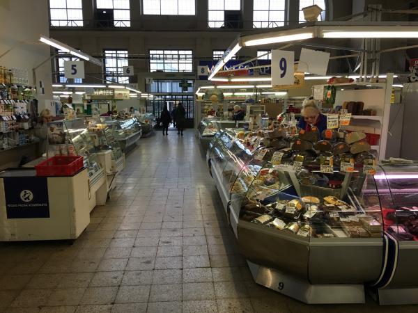 Latvian Market