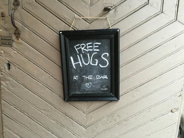 Free Huge at the Bar