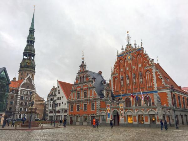 Riga - House of Blackheads
