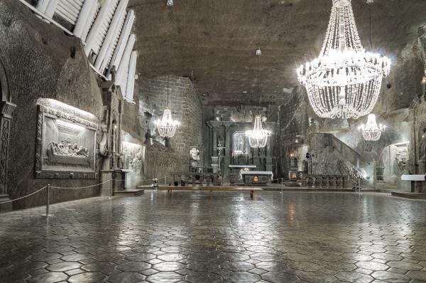 Krakow Salt Mine