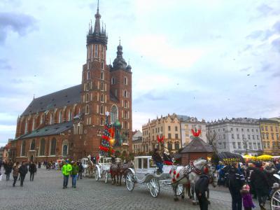 St. Marys Basilica, Kraków