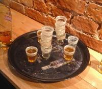 Drinks and Shots in Kraków