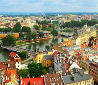 Wroclaw Islands