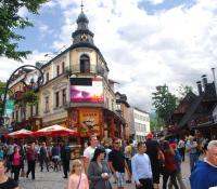 Zakopane - high street