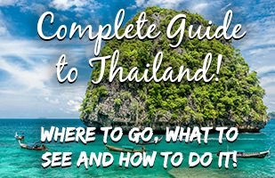 Complete Guide to Planning a Thailand Trip! Places to visit, What to do, and Travel Tips for Thailand