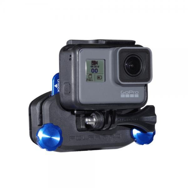 StrapMount - GoPro Backpack Mount Travel Gear Photo
