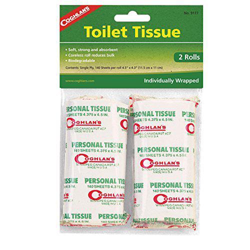 Travel Toilet Tissue Travel Gear Photo