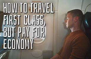 How To Make Economy Flights Feel Like First Class