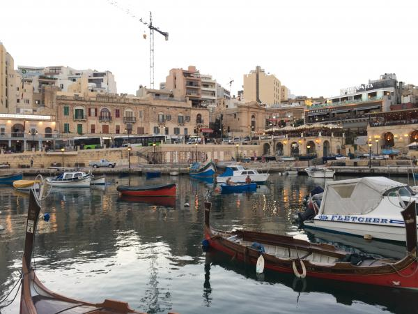 Spinola Bay (St Julians)