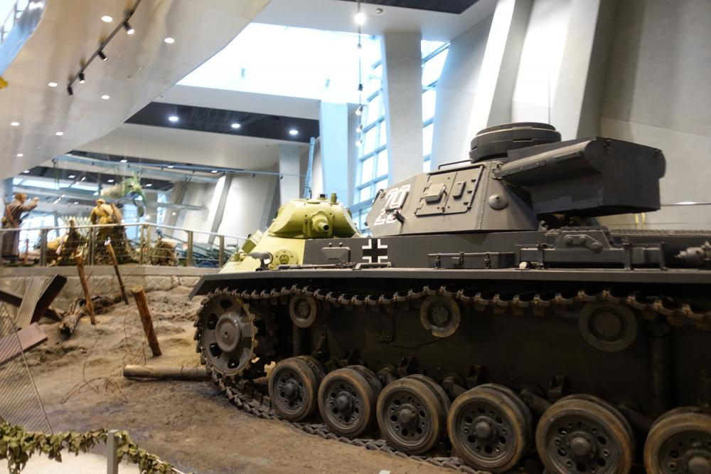 Belarusian State Museum of the Great Patriotic War WWII Museum