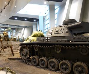Minsk WWII War Museum