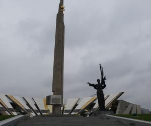 Minsk Hero City Obelisk