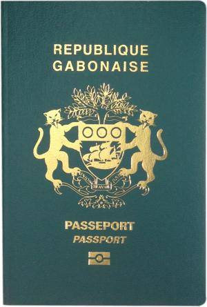 Gabonese passport