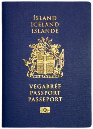 Icelandic Passport