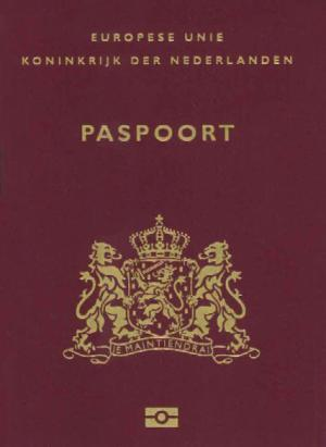 Dutch passport