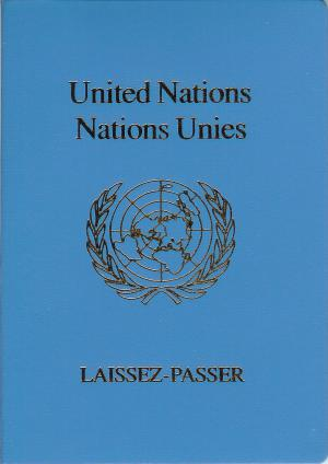 United Nations laissez-passer