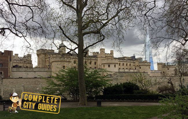 The Tower of London Castle/Museum